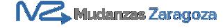 mudanzas en zaragoza logotipo